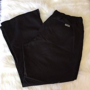 Grey's Anatomy Black Scrub Pants